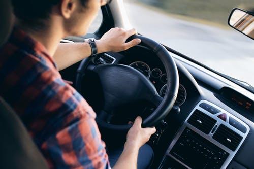 Auto leren rijden